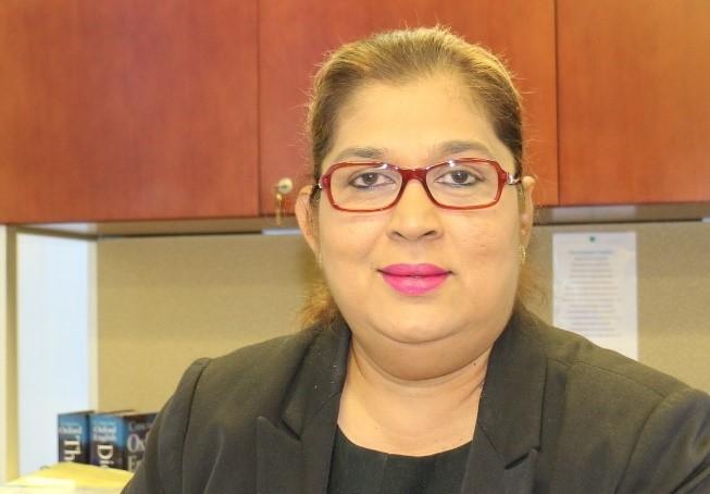 Mrs. Coomarie Goolabsingh, Deputy Permanent Secretary (Ag.)