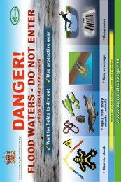 3. DANGER-Flood Waters – DO NOT Enter poster-2019-r47