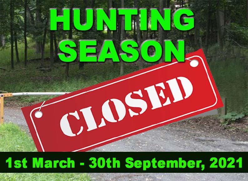Hunting Season Closed – FINAL