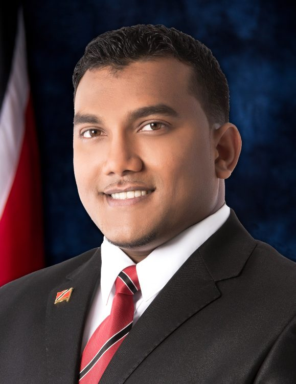 Avinash Singh Official Portrait